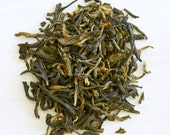 YUNNAN BLACK TEA - Organic Loose Black Tea, Artisan loose tea gift, Well-balanced, smooth & mellow, the cup finishes with floral note