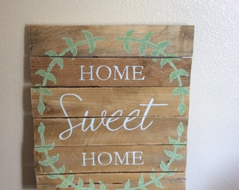 Home Sweet Home Decor