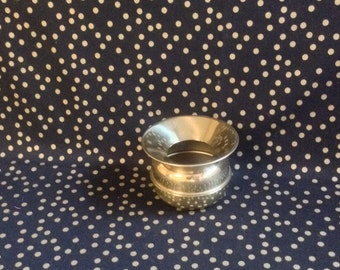 Tinny Spitty~Brass Spatoon~Small~Solid~Vintage