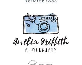 Premade Photography Logo design, Custom logo design, Photo branding, Premade Logo Design, Photography Logo Branding, Photography watermark