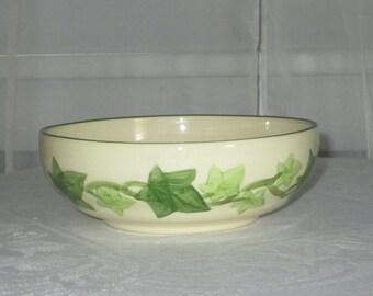 Franciscan ware Ivy bowl