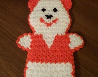 Handmade Turkish Crochet Washcloth
