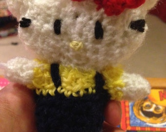 Kyuuto Hello Kitty Amigurumi!