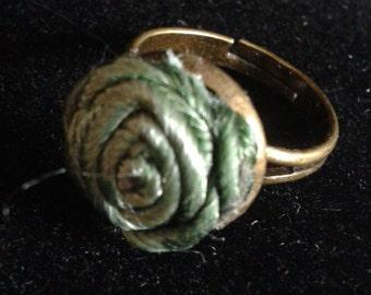 Ring silk KASBAH - AKAS01 collection