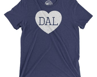 Dallas Love Vintage Tri-blend T-Shirt