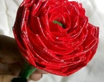 Red Rose Pen