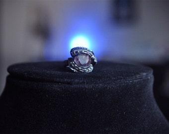 048 - amethyst ring