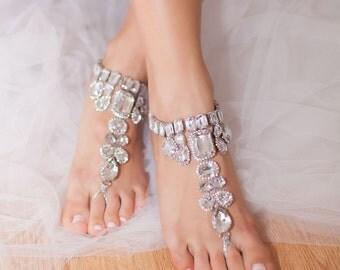 Soleless Sandals - Amari