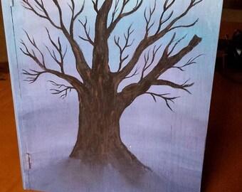 Tree Stash Box