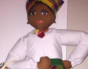 Caribbean Doll - Golden Bronze
