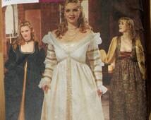 Woman's Renaissance Costume Pattern