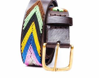 Makini Beaded Belt