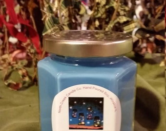 Midsummer Night Soy Candle