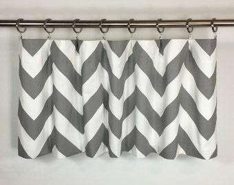 Chevron curtains | Etsy