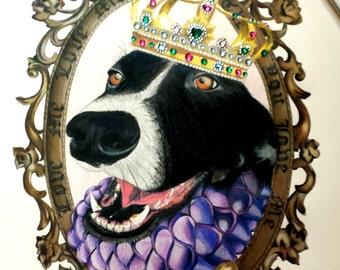 Creative Colored Pencil Pet Portraits, Pets, Drawing, Artwork, Commissioned Art