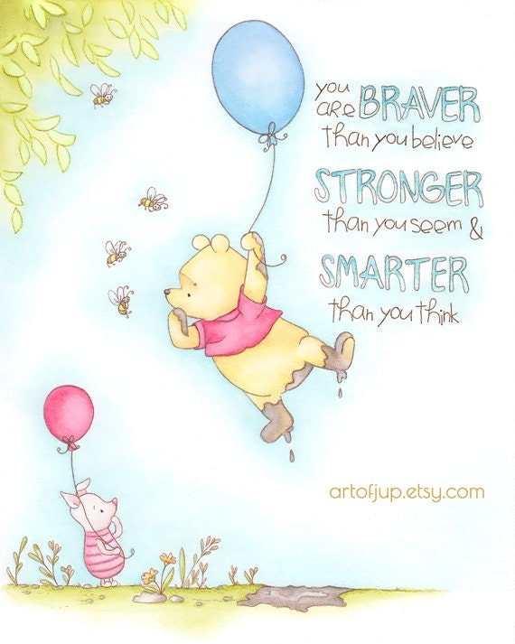 This is a picture of Crazy Printable Winnie the Pooh Quotes