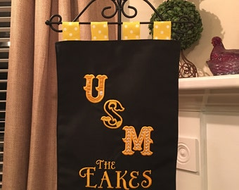University of Southern Miss Tailgate / Garden Flag
