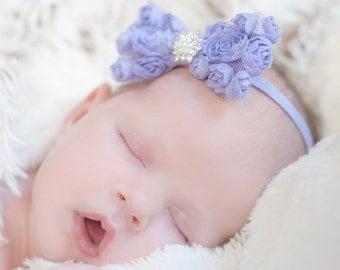 Bow baby headband, baby girl headband, newborn headband photo prop, baby headbands and bows, bow headband baby, bow headband