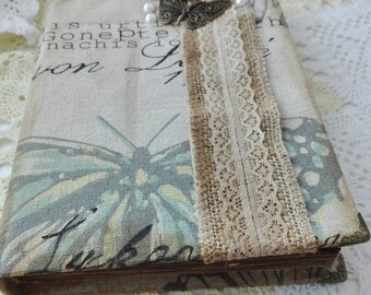 Notepad in antique style