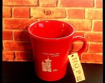 HOPE Mug - Red