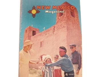 New Mexico Magazine April 1959