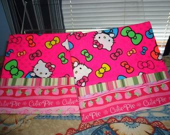 Kitten Pillowcases