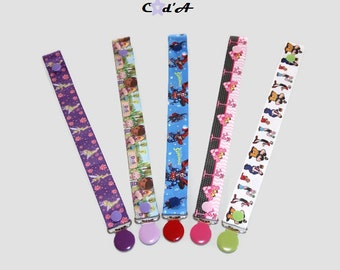Pacifier pacifier Ribbon choices for baby