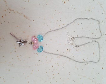 10 Pieces - Bibbidi Bobbidi Necklaces.