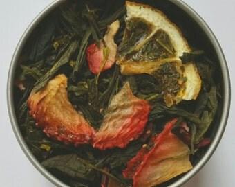 Summertime Sunset Loose Leaf Tea & Hand-Filled Tea Bags