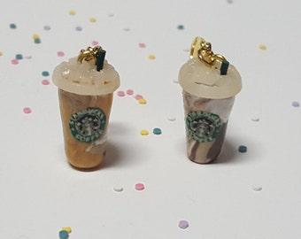 Iced coffee Charm