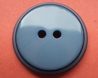 9 buttons blue 23mm (5537) button