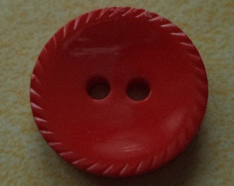 10 buttons 16mm red (292) button