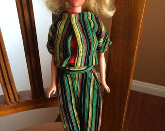 1970s Walking Barbie Doll
