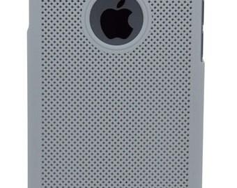 IPhone case 6 / 6s QUADRA WHITE comma