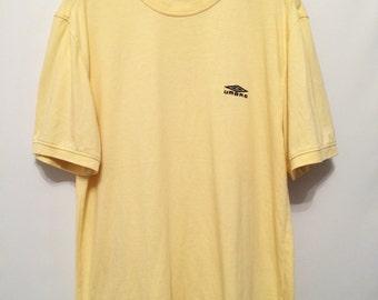 Vintage Lemon Umbro T-shirt