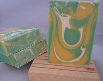 Lemon Lime Soap