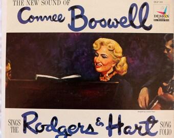 Connee Boswlell, Sings The Rodgers & Hart Song Folio - 1959- DLP 101 - Vinyl