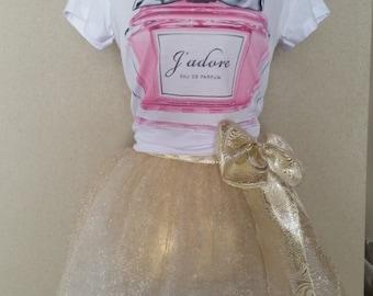 Pink Perfume T-Shirt