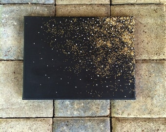 Starry Sky Canvas