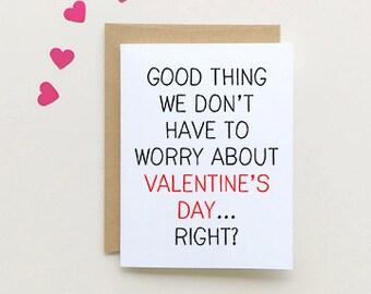 Valentine's Day Card | Funny Valentines Day Card |  Love Cards | Boyfriend Card {SKU: FC125}