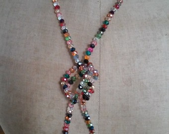 N1 - Parure necklace and earrings