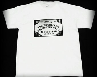 Ouija Board t-shirt, Ouija Board, Ouija Board Clothing, S, M, L, XL