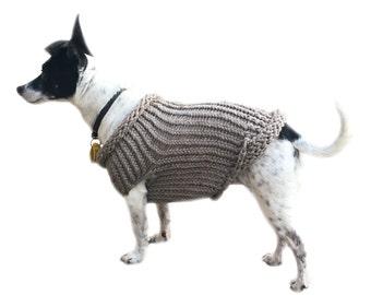 Custom Woollen Dog Coat