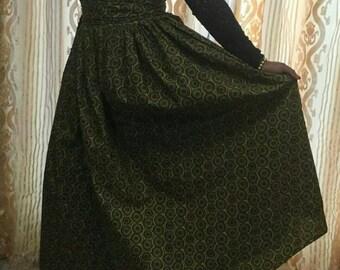 Ankara /Dashiki Print Skirt