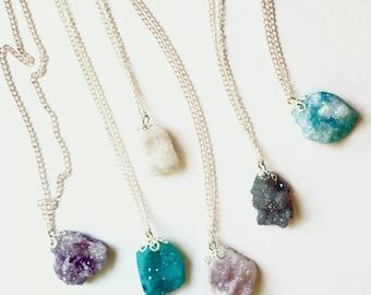 Handmade Gemstone Necklaces