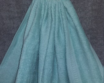 round neck dress, printing