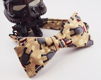 Sock Monkey Bow Tie, Head Band, Dog/Puppy Bow