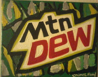 Mountain Dew (pop art)