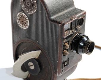 Bell & Howell Filmo Double Run Eight 124-C