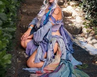 Faerie Fairy Pixie Fantasy Dress